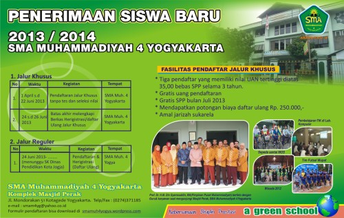 Pendaftaran Mupat 2013